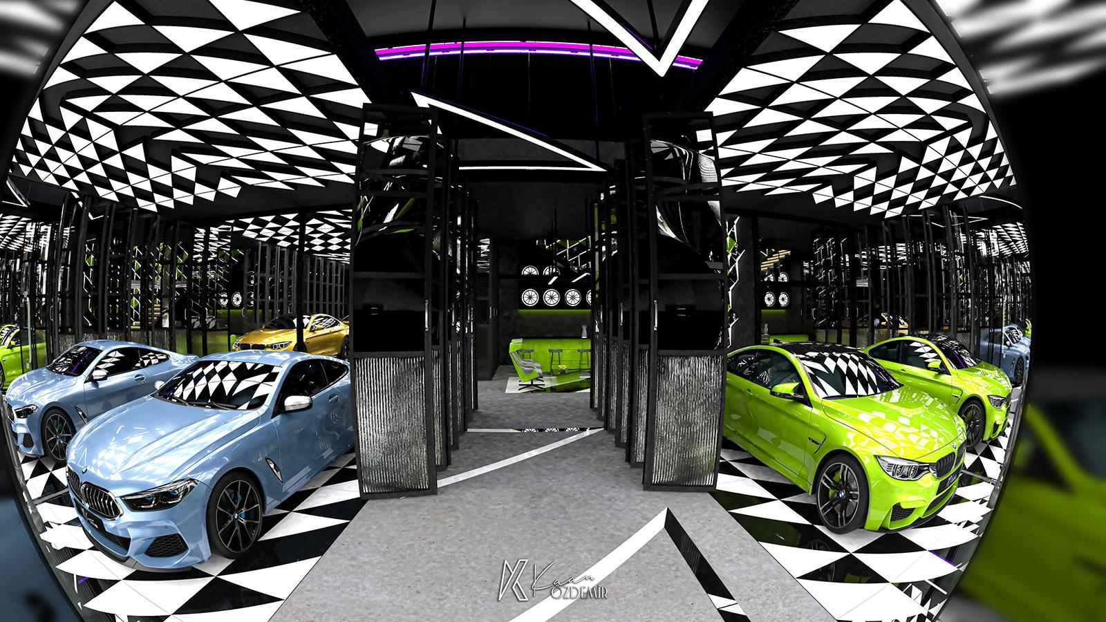 ANKARA YENİMAHALLE YENİ BATI EXCLUSİVE CAR CARE GARAGE